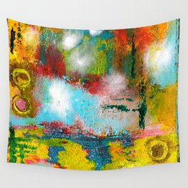 Mystery Wall Wall Tapestry