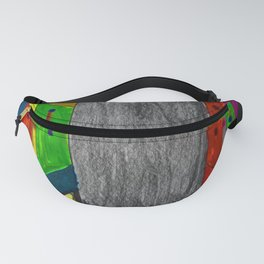 Colourful Fanny Pack