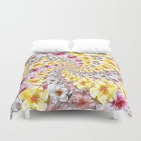 bali Duvet Covers featuring bali twist0 by gasponce