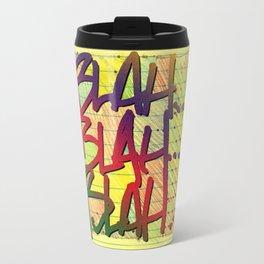 The Blahs Travel Mug