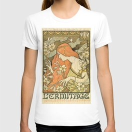 Ermitage Art Nouveau Magazine T-shirt