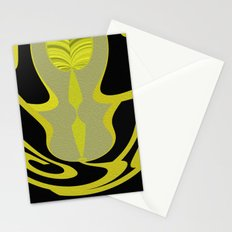 Back in Shape Stationery Cards