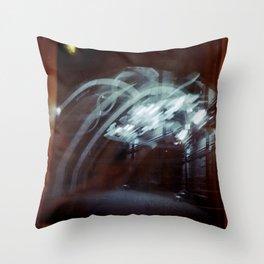visible Throw Pillow