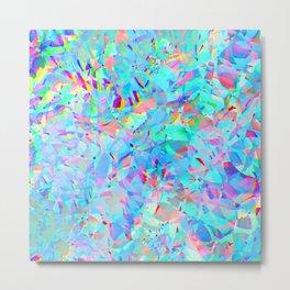 Abstract kaleidoscope Metal Print