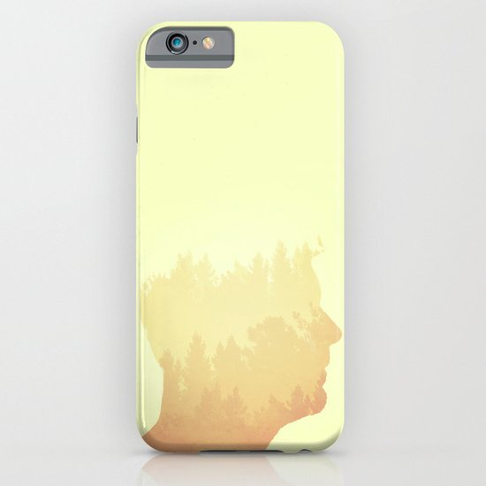 Mind trees iPhone & iPod Case