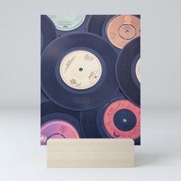 Sounds of the 70s Mini Art Print
