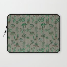 Vanda Basket Plants Ancient Blooms Laptop Sleeve