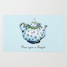 Once Upon A Teapot Rug