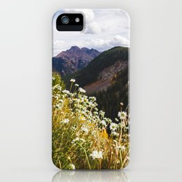 Pit Stop, Ouray iPhone Case