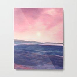 Pastel landscapes 01 Metal Print