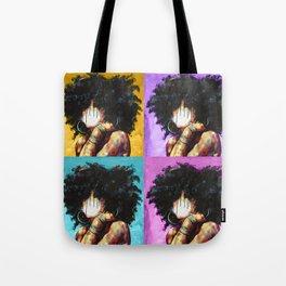 Naturally II Colors Tote Bag