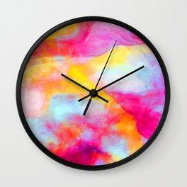 Drift 1 Wall Clock
