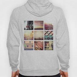 New York Scenes Hoody