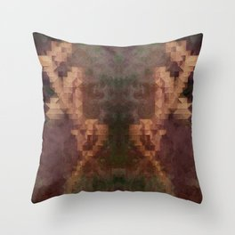 Figure Throw Pillow