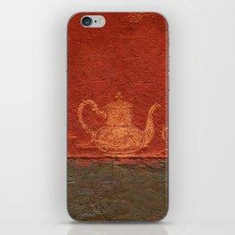 Caipirinha de Café iPhone Skin