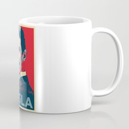 Tesla poster Coffee Mug
