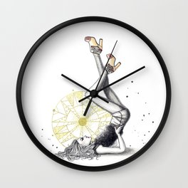 CL Shoes 08 Wall Clock
