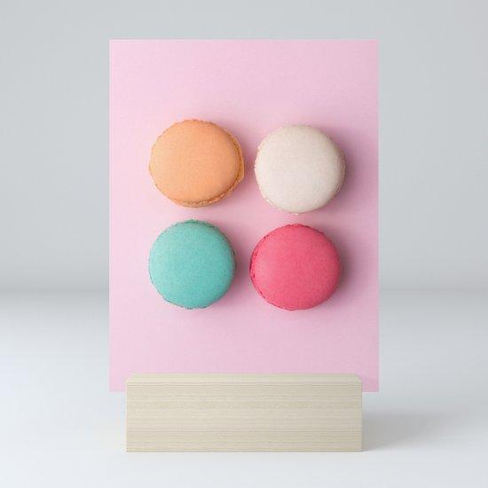 Pink Macaroons by newburydesigns