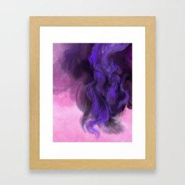 Magic Ink Framed Art Print