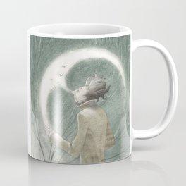 THE MAN & THE MOON Coffee Mug