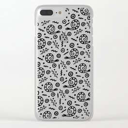 Zanny Nautilus Clear iPhone Case