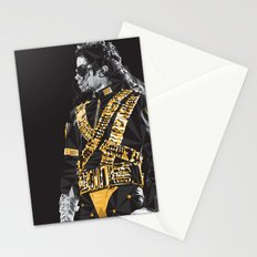 Dangerous - MJ Stationery Cards