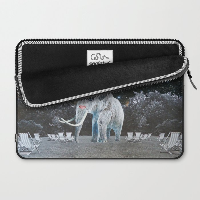 Strange Worlds Laptop Sleeve
