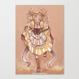 Strangeness and Charm (Lissa, Fire Emblem Awakening) Canvas Print