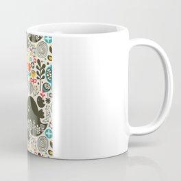 Big bird. Coffee Mug