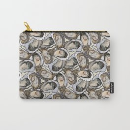Oyster Seafood Fiesta in Cream Carry-All Pouch