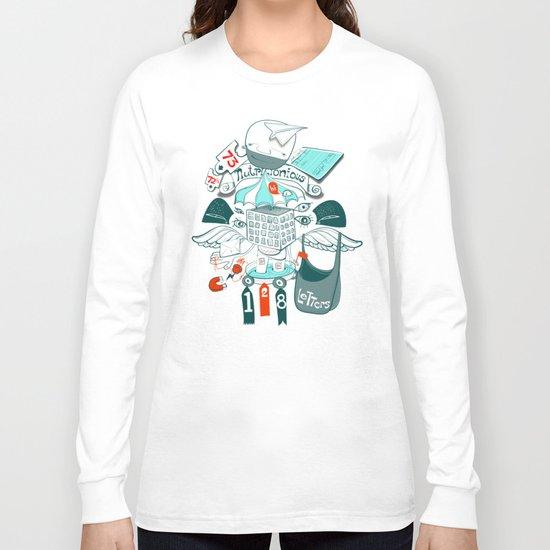 brinking valomatics Long Sleeve T-shirt