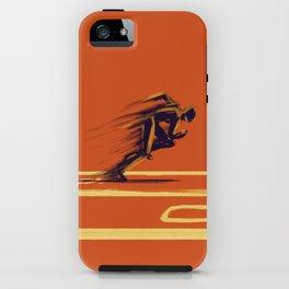 Athlethic's Run iPhone Case