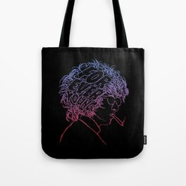 Bob Dylan Forever Young Tote Bag