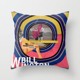 Matthew Billington Throw Pillow