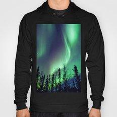 Northern Lights in Yellowknife Hoody