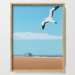 The Gannet and Bass Rock Serving Tray