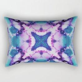 Tentacles Abstract Rectangular Pillow