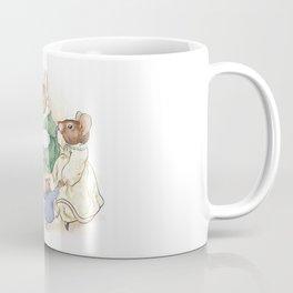 Many Mice Go 'Round Coffee Mug