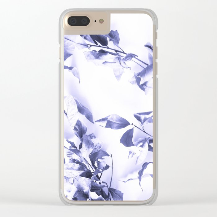 Bay leaves 3 Clear iPhone Case