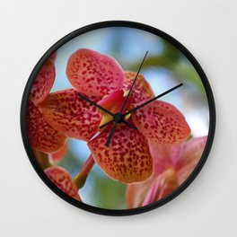 The Breadth of My Affection Wall Clock
