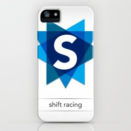 Shift Racing iPhone Case
