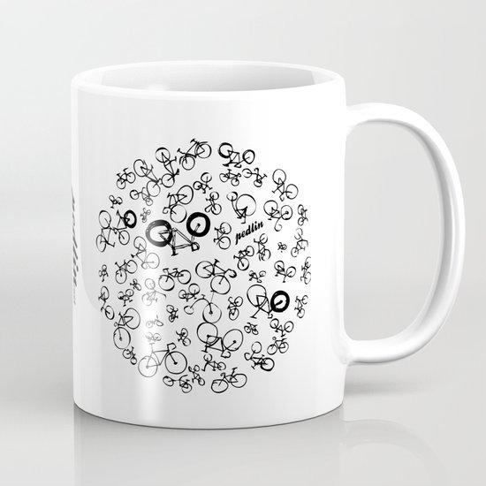 Bicycle World Mug