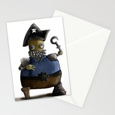 Iso, the Fat Captain Stationery Cards