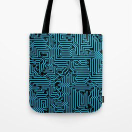 Reboot BLUE Tote Bag