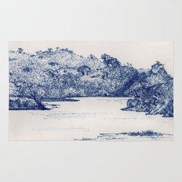 Olifants River, Balule, South Africa Rug