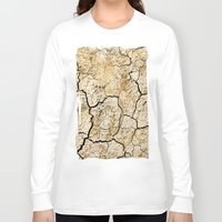 broken Long Sleeve T-shirts featuring Broken by Irène Sneddon
