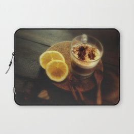 Fresh spices and fragrant arabica Laptop Sleeve