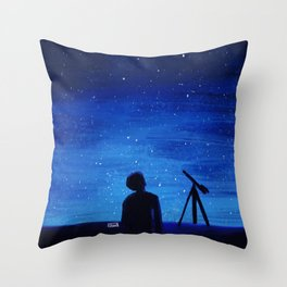 Serendipity Jimin Throw Pillow