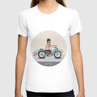 honda T-shirts featuring Honda C-70 by Al Wrath Gallery
