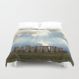 Stonehenge II Duvet Cover